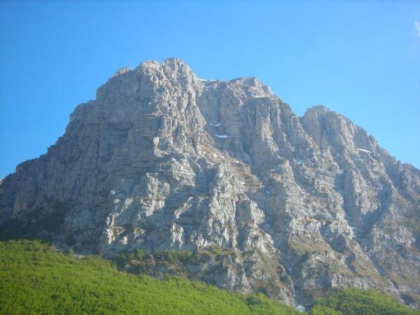 Il monte Bove