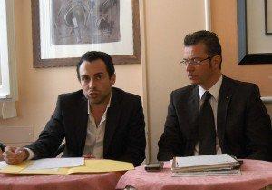 Mattia Orioli e Augusto Ciampechini