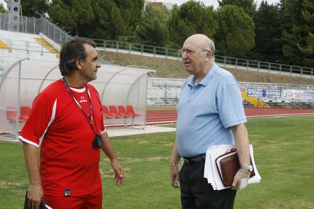Guido Di Fabio e Claudio Cicchi