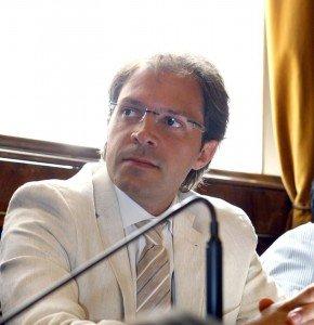 L'assessore provinciale Alesssandro Biagiola
