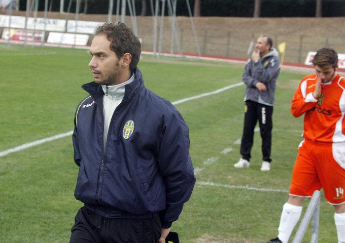 Il maceratese Fabio Massimo Conti, direttore sportivo del Montegranaro