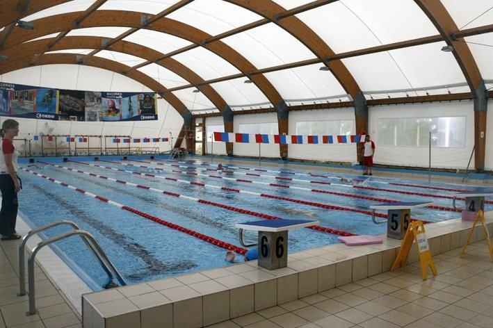 La piscina comunale di viale don Bosco