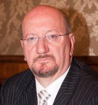 Il consigliere provinciale Pietro Cruciani