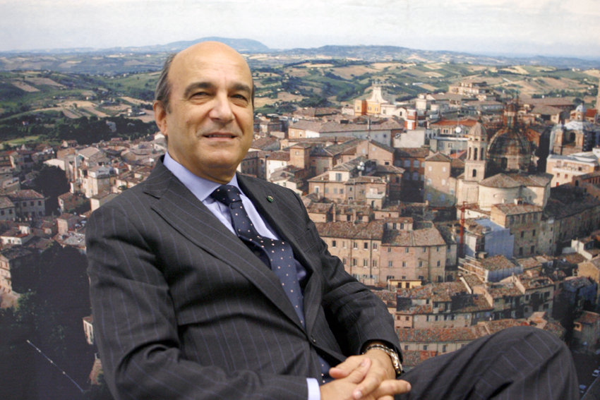 L'ex prefetto di Ancona Paolo Orrei