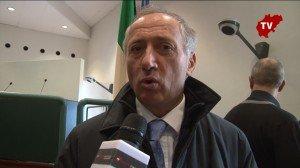 Fillippo Saltamartini, sindaco di Cingoli