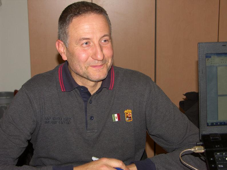 Luigi Carelli, presidente della Commissione Ambiente e Territorio del Comune di Macerata