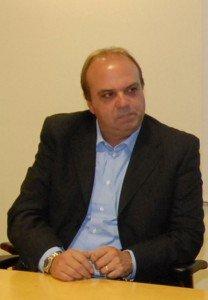 L'assessore Giorgio Palombini