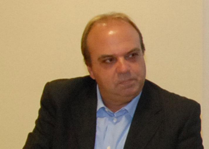 L'assessore provinciale al bilancio, Giorgio Palombini