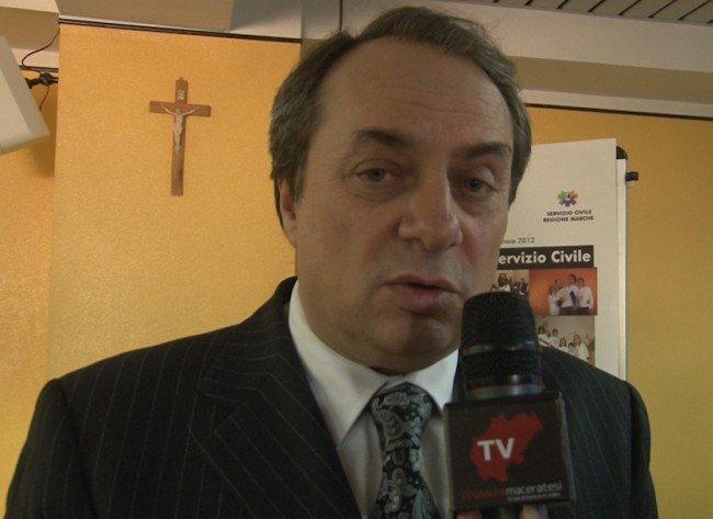 Luca Marconi, consigliere regionale dell'Udc