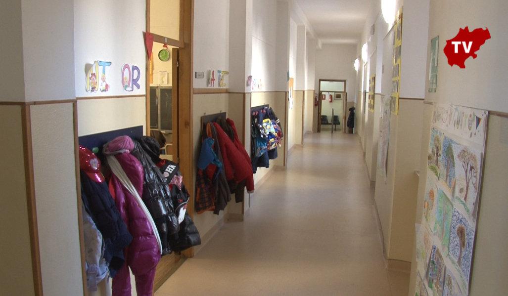 L'interno della scuola