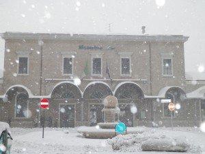 Stazione di Macerata - di Emanuele Marcella