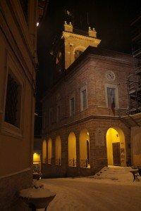 Palazzo comunale - teatro La Rondinella, Montefano - di Andrea