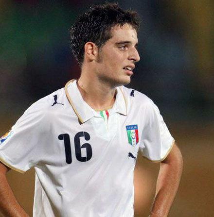 Giacomo Bonaventura con la maglia della Nazionale Under 21