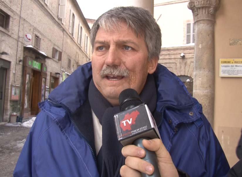 L'Assessore provinciale Leonardo Lippi