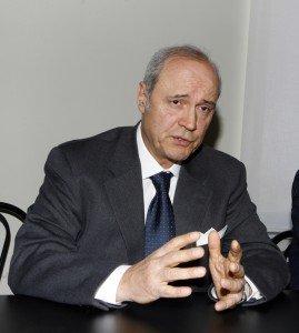 Franco Gazzani, presidente della Fondazione Cassa di Risparmio di Macerata