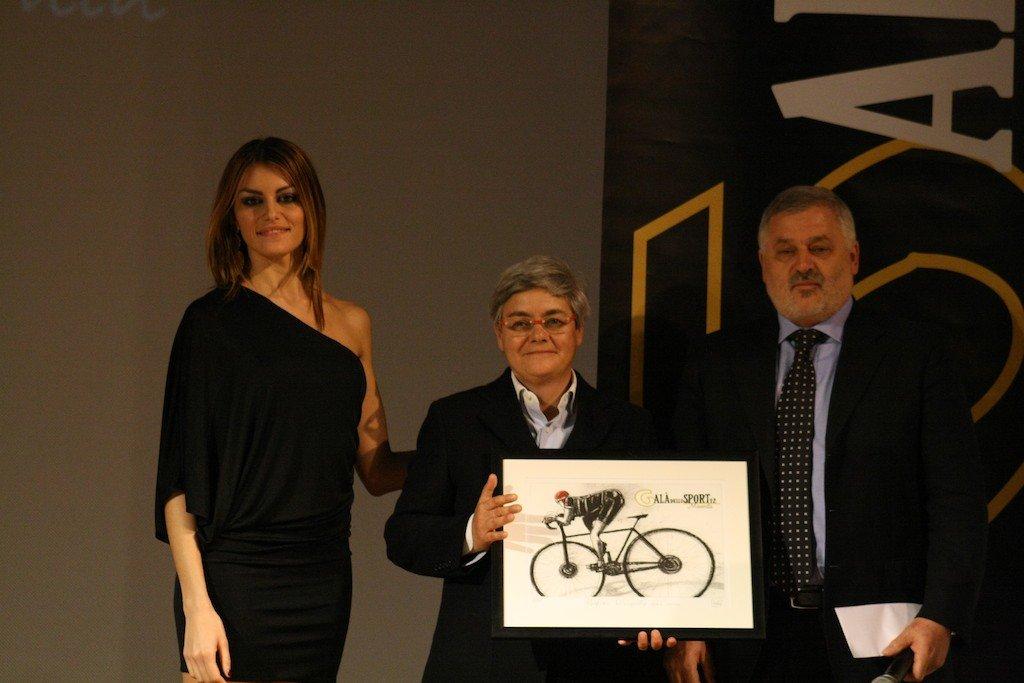 Maria Francesca Tardella - Gala dello Sport