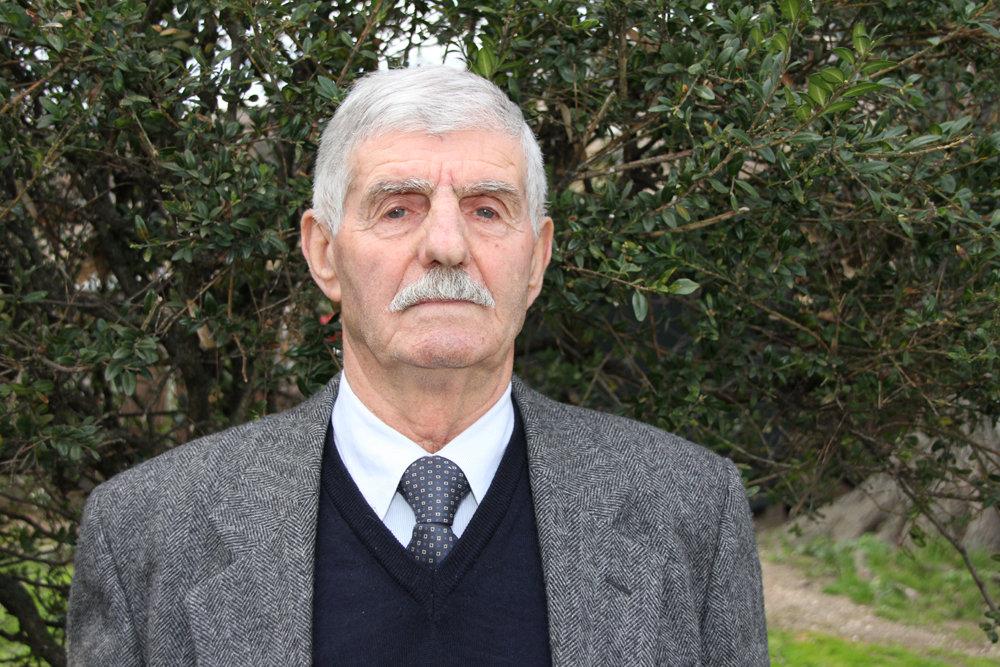 Igino Paolucci, presidente della Pro loco di Piediripa