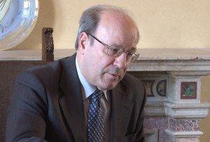 Il sindaco di Monte San Giusto Mario Lattanzi