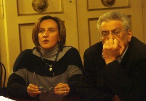 Deborah Pantana e Guido Garufi in Commisisone Urbanistica