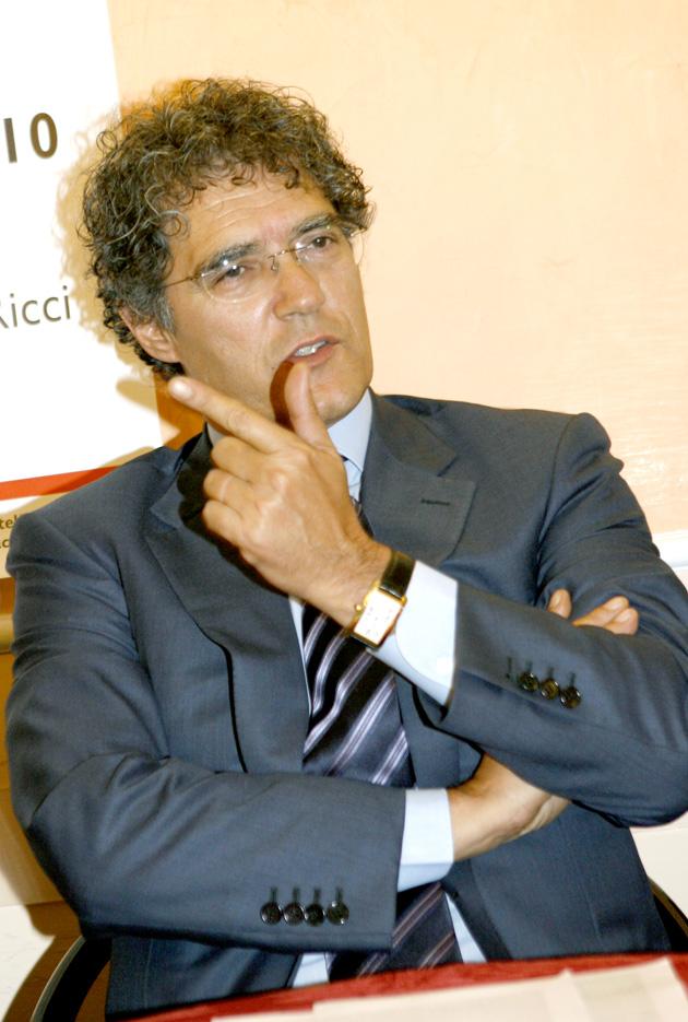 L'avvocato Bruno Mandrelli, consigliere comunale del Pd