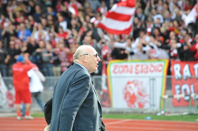 Claudio Cicchi, direttore dell'area tecnica della Maceratese