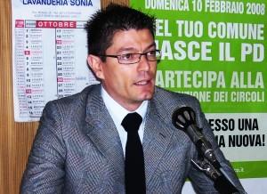 Il Capogruppo di Upp, Lorenzo Riccetti