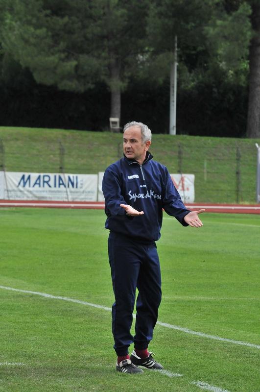 Roberto Mobili, ex allenatore del Tolentino