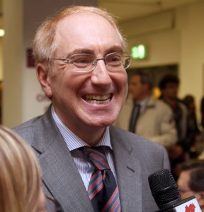 Il rettore Luigi Lacchè