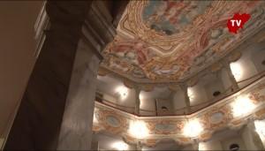 Il teatro Flora di Penna San Giovanni