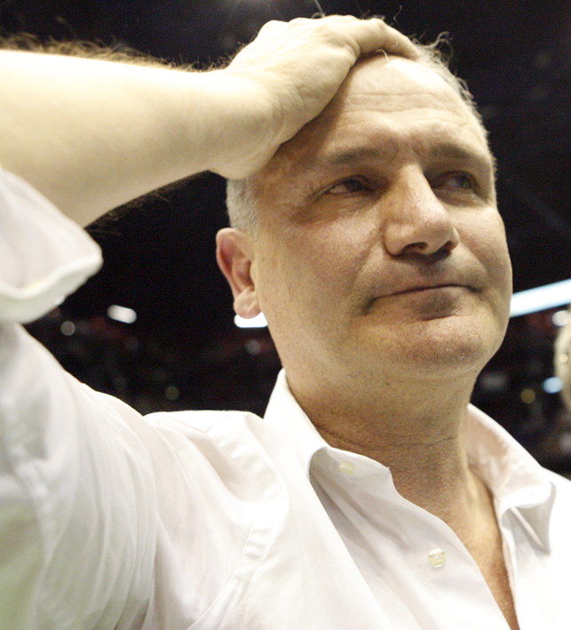 Il patron della Lube, Fabio Giulianelli