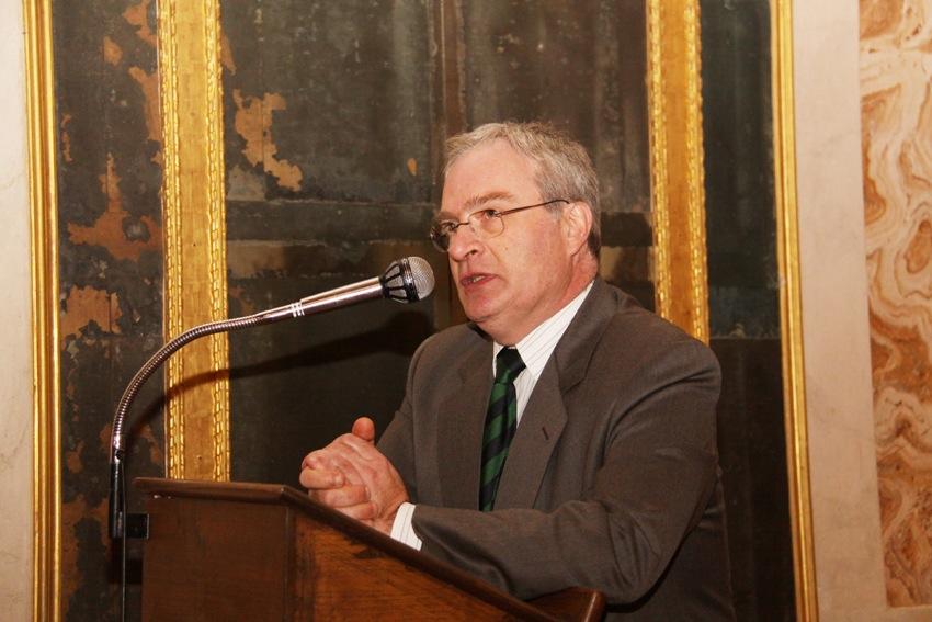 Gian Luca Chiappa, presidente della Comunità Montana di San Severino