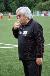Gianni Piangiarelli, presidente onorario della Maceratese