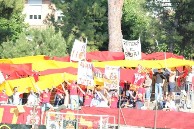 I tifosi del Potenza Picena