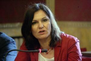 L'assessore Stefania Monteverde