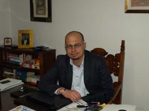 Marco Romagnoli, vicepresidente del Tolentino