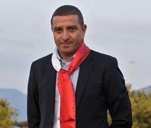 Il presidente del Matelica Mauro Canil