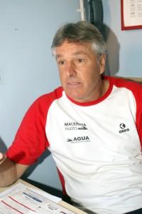 L'ex gestore della piscina Alfredo Camilloni