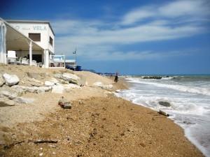 spiaggia porto recanati centro CIRCOLO DELLA VELA