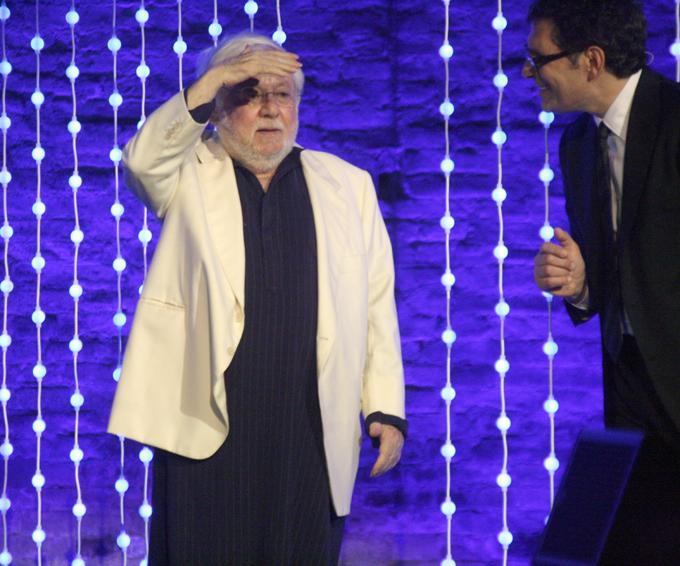 E' morto Paolo Villaggio, maschera della comicità italiana