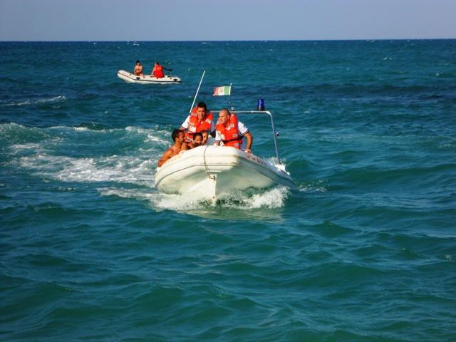 controlli in mare guardia costiera