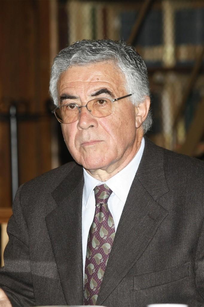 Il professor Filippo Mignini, direttore del Dipartimento di Studi Umanistici