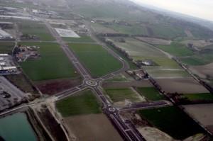 L'insediamento Valleverde.