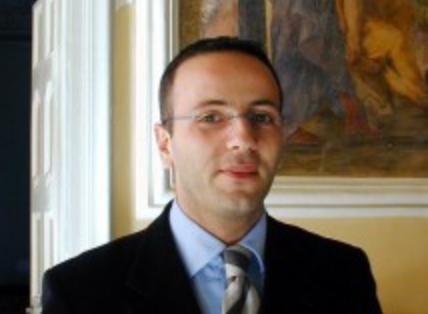 Gianluca Pasqui, coordinatore del Pdl Camerino