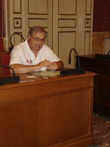 Il presidente della Pro Loco Macerata, Aldo Tiburzi