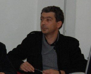 Roberto Bedetta, segretario provinciale Cgil Fp