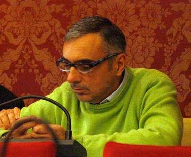 Daniele Staffolani in Consiglio comunale