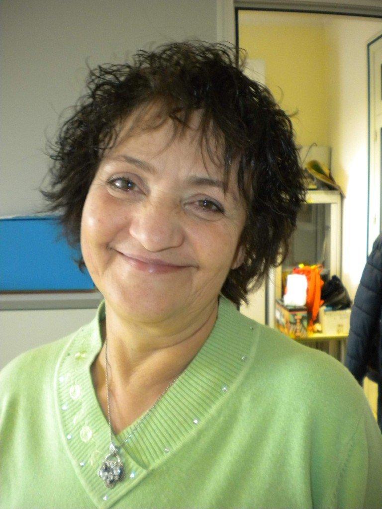 L'assessore Doriana Mengarelli