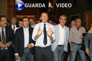 A settembre la visita di Matteo Renzi a Macerata (clicca sull'immagine per guardare il video)