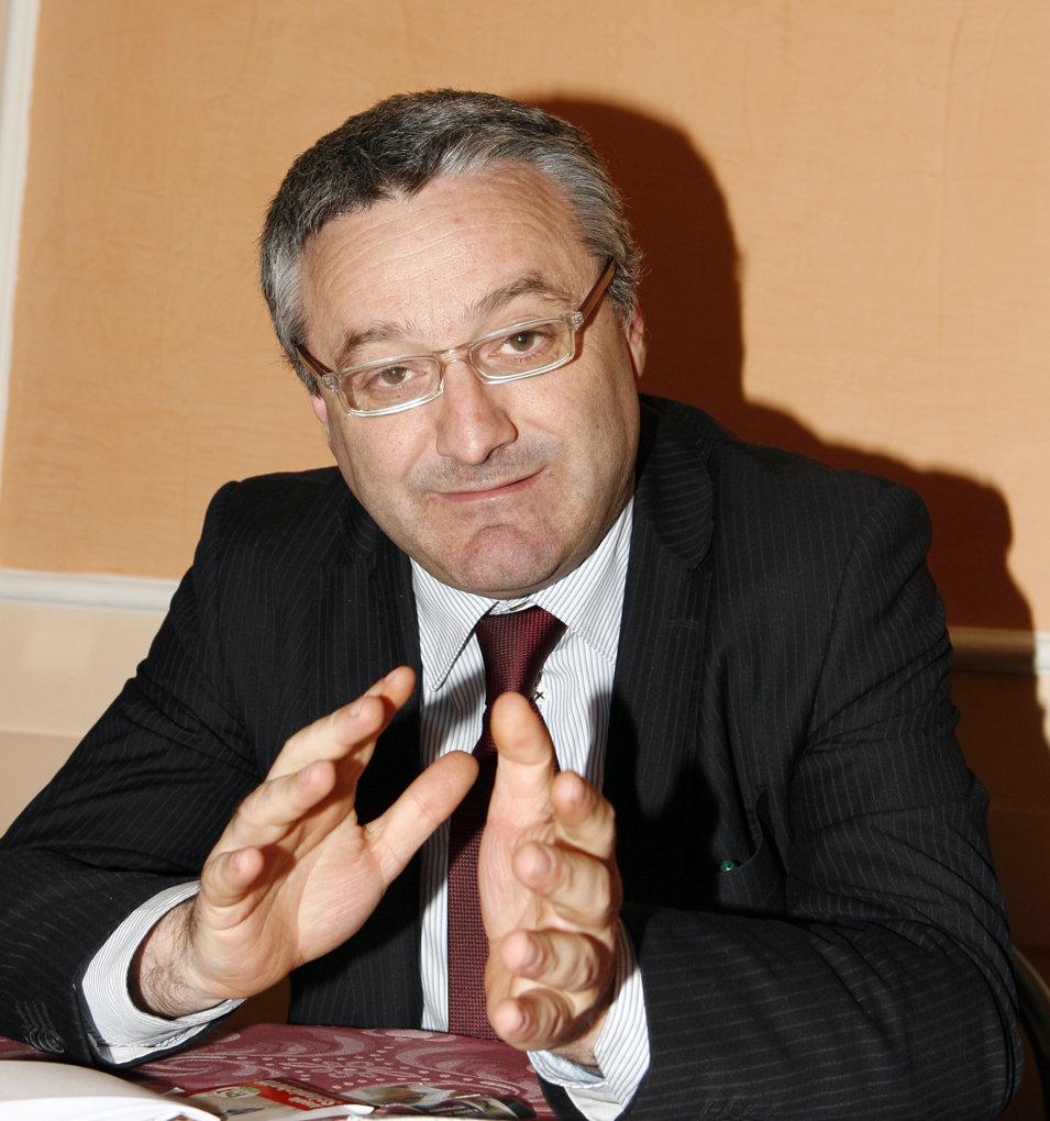 Angelo Sciapichetti, consigliere regionale del Partito Democratico