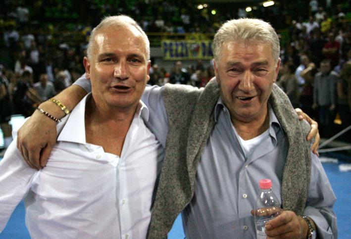 Giulianelli e Sileoni sono pronti a ripartire per la stagione 2013/14